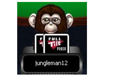 Jungleman12 avatar at Full Tilt Poker