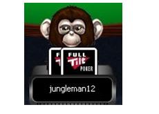 Jungleman12 avatar at Full Tilt Poker