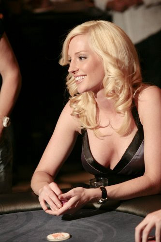 Photo of poker player Lacey Jones - Beautiful