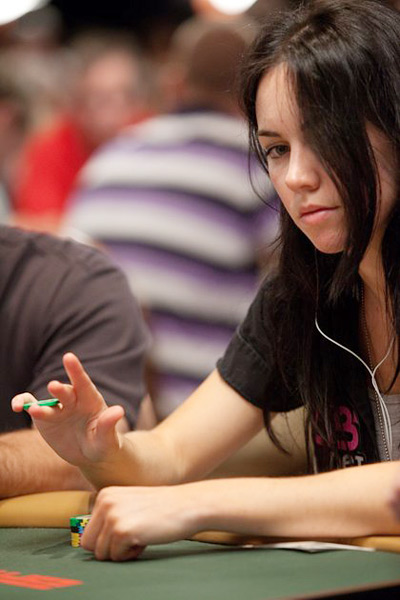Liv Boeree - WSOP 2010