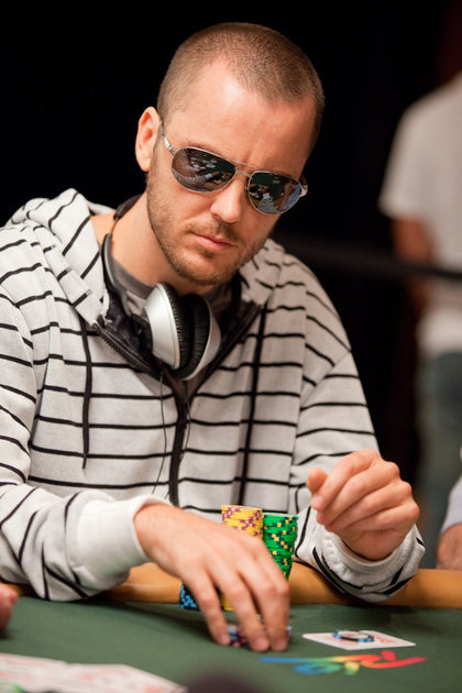 Prehlad Friedman aka prefontaine - At the World Series of Poker 2010
