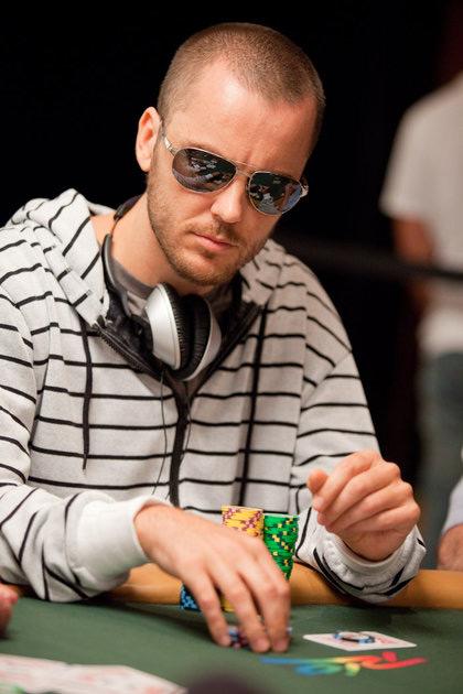 Prehlad Friedman aka prefontaine - At the World Series of Poker 2010