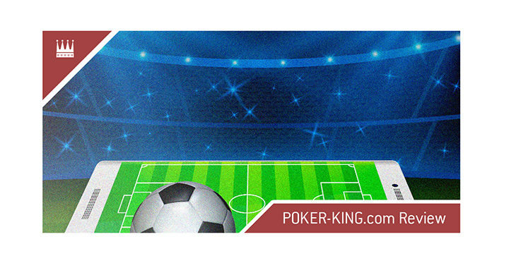 The King is offering the review and the bonus code for the preferred betting platform.