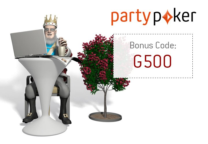 Bonuscode Partypoker